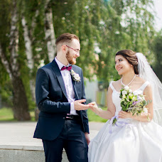 Wedding photographer Evgeniya Kalashnikova (fotografevgeniya). Photo of 20.10.2017
