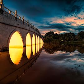 by Gordon Koh - Buildings & Architecture Bridges & Suspended Structures (  )