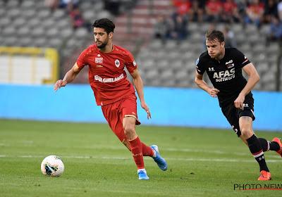 Ivo Rodrigues staat op het punt om te vertrekken bij Antwerp FC