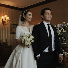 Wedding photographer Zagid Ramazanov (Zagid). Photo of 14.09.2017