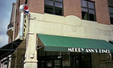 Photo: Merry Ann's Diner Champaign  IL