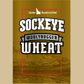 Logo of Sockeye Wooley Bugger Wheat