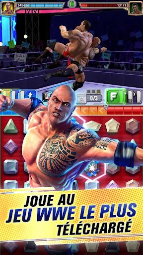Télécharger WWE Champions 2020 - Jeu de rôle et puzzle gratuit  APK MOD (Astuce) screenshots 1