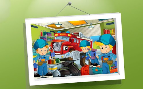 Kids Puzzle: Cartoon - náhled