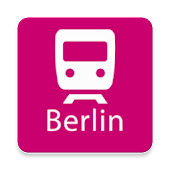 Berlin Rail Map