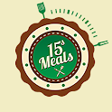 وجبات 15 ثانية