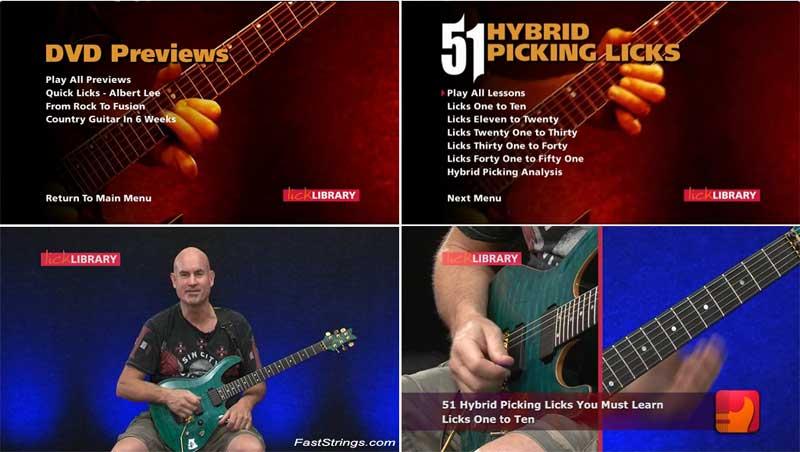 Stuart Bull's 51 Hybrid Picking Licks You must learn