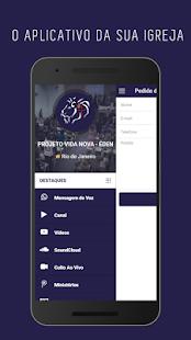 Download Projeto Vida Nova For PC Windows and Mac apk screenshot 1