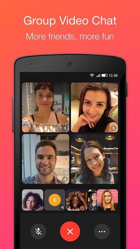 JusTalk - Free Video Calls and Fun Video Chat screenshots