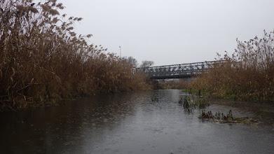 Photo: dwa lata temu taki urokliwy mostek...
