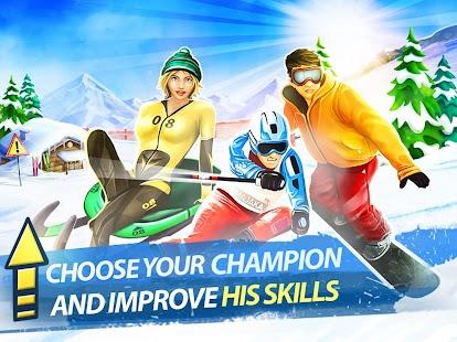 Ski Champion Ekran Görüntüsü