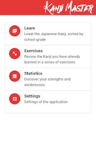 Kanji Master for PC-Windows 7,8,10 and Mac apk screenshot 1