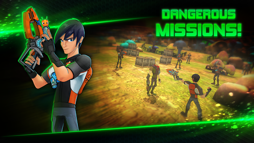 Slugterra: Dark Waters screenshot 3