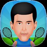 Circular Tennis 2 Player Games Icon