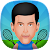 Circular Tennis 2 Player Games file APK for Gaming PC/PS3/PS4 Smart TV