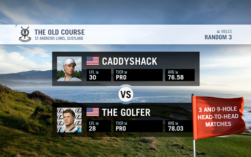 WGT Golf Game by Topgolf screenshot 21