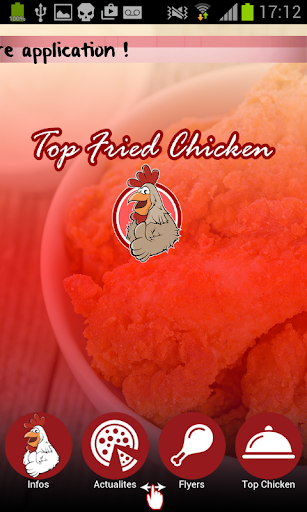 Top Fried Chicken