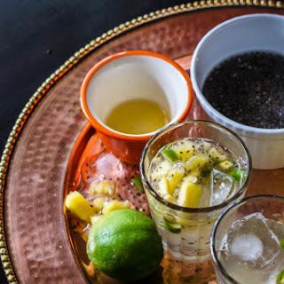 Kulukki Sherbat / Kulukki Sherbet – Pineapple & Lime Sherbet