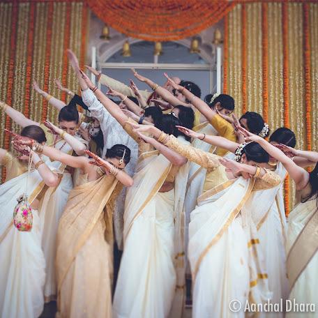 Wedding photographer Aanchal Dhara (aanchaldhara). Photo of 11.08.2017