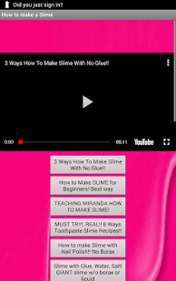 How to make Slime (easy ways to make slime) - náhled
