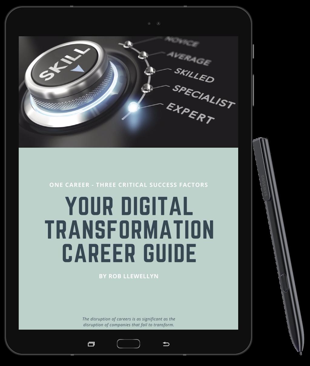 Digital Transformation Career Guide