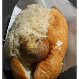 Hot Sauerkraut.