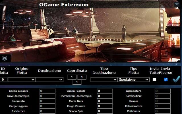 OGame Extension