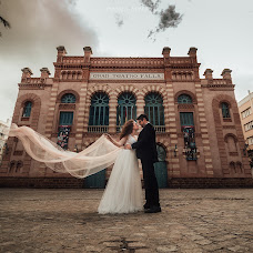 Wedding photographer Manu Galvez (manugalvez). Photo of 11.10.2018