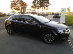 Opel Astra1,7 CDTI MGTC 110 SERIE 111 VOITURES PRESQUES NEUVES SUR CERGY PONTOISE