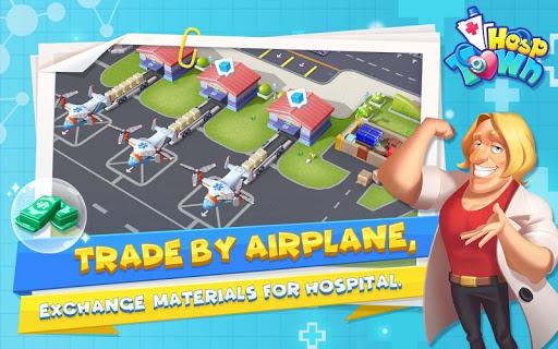 Code Triche Hospital Town APK MOD screenshots 4