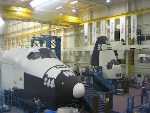 Photo: Shuttle Simulators