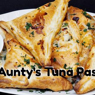 My Aunty'S Tuna Pasties Recipe