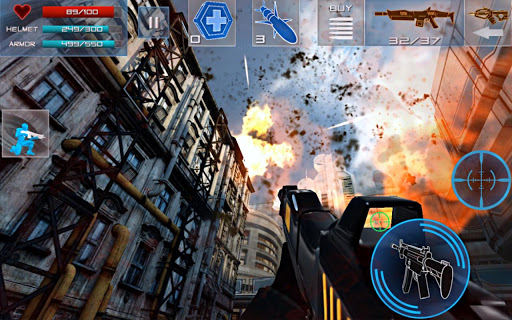 Enemy Strike screenshot 1