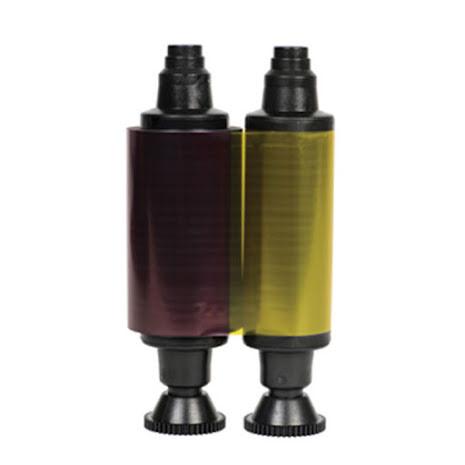 Färgband Evolis Pebble/Dualys - YMCKO - 200 kortsidor