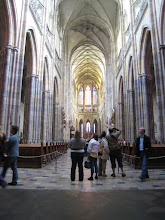 Photo: Inside St. Vitus Cathedral