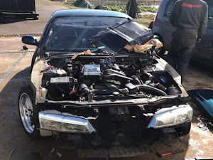 シルビア S14のエンジンのカスタム事例画像 りょうたさんの2017年12月04日12:57の投稿