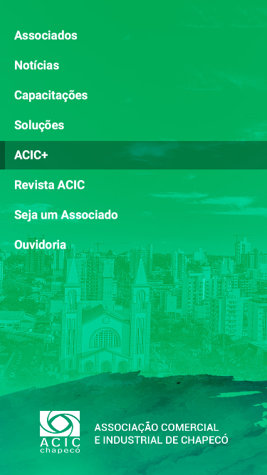 Acic Chapecó- screenshot