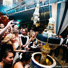 Wedding photographer Nikolay Polyakov (nikpolyakov). Photo of 27.09.2015