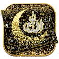 Allah Shiny Keyboard