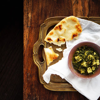 Saag Paneer {Spinach Curry} Recipe
