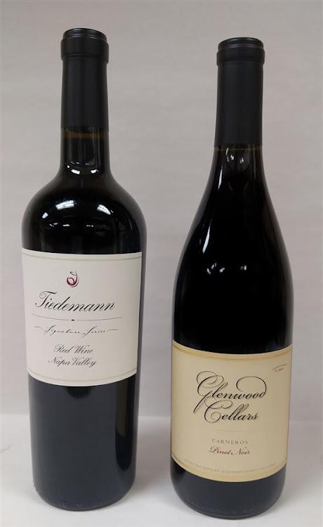 Logo for Glenwood Cellars Pinot Noir