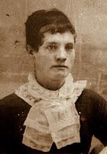 Photo: Anna Emma Luella Cloretta Holman daughter of Absolem J & Millie Elizabeth Lovelace Holman