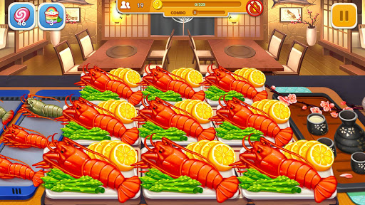 Cooking Frenzy: A Crazy Chef in Cooking Games 1.0.29 screenshots 20