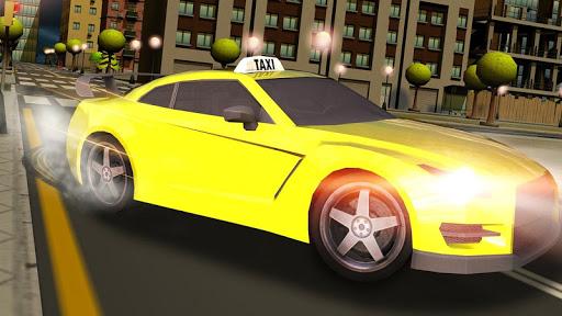 Real Taxi parking 3d Simulator  screenshots 2