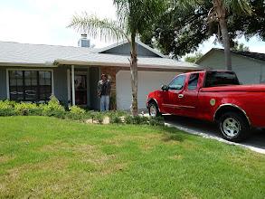 Photo: Brian Barnes home at Longwood (near Orlando).