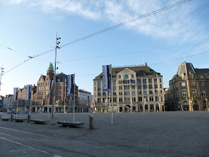 Photo: Dam Square, Amsterdam