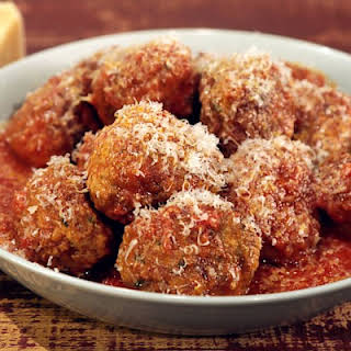 Mario's Meatballs.