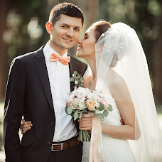 Wedding photographer Natalya Ponomarenko (photochupa). Photo of 15.08.2018