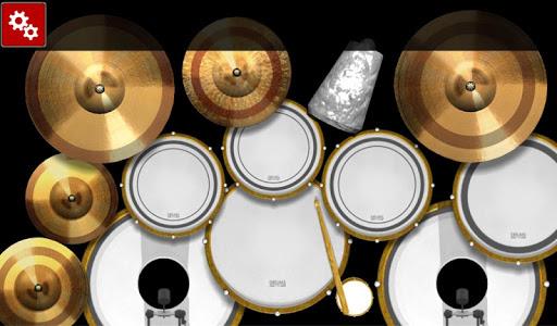 プロのドラム