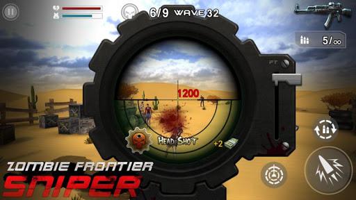 Zombie Frontier : Sniper 1.27 screenshots 1